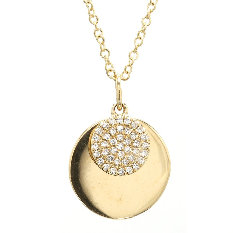 Spicer Greene Diamond Fashion Pendant
