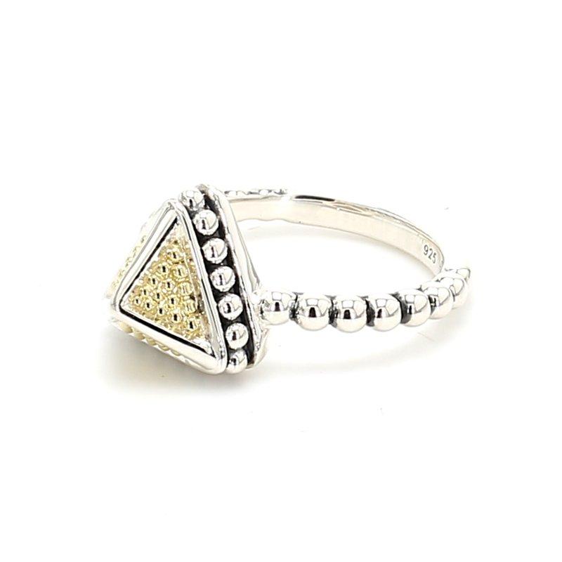 Lagos Pyramid Ring