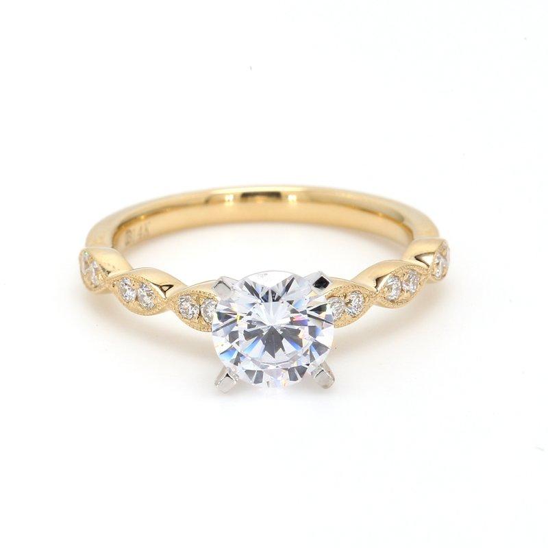 Classique Semi Mount Engagement Ring