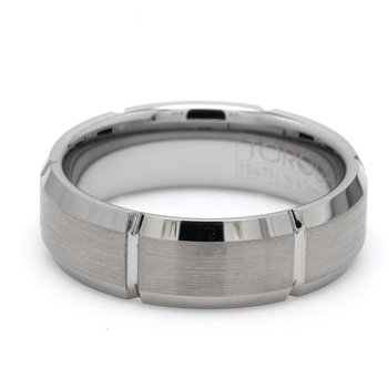 Tungsten Wedding Band