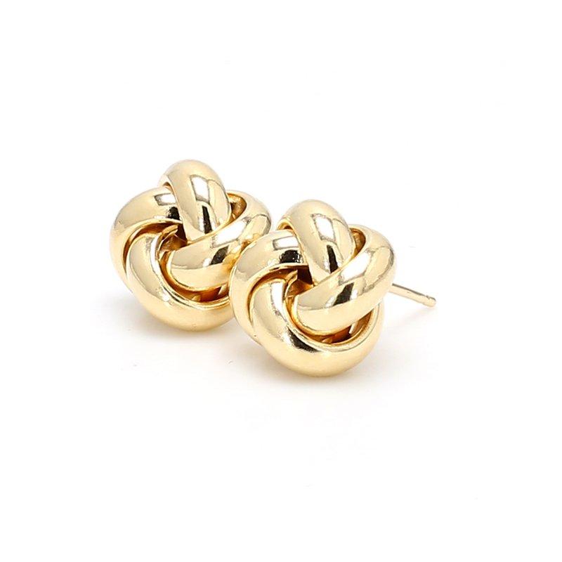 Spicer Greene Love Knot Earrings