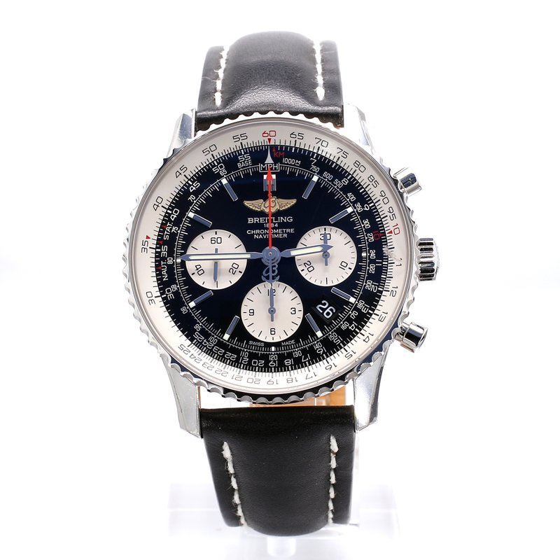 Breitling 43.7mm Automatic Watch