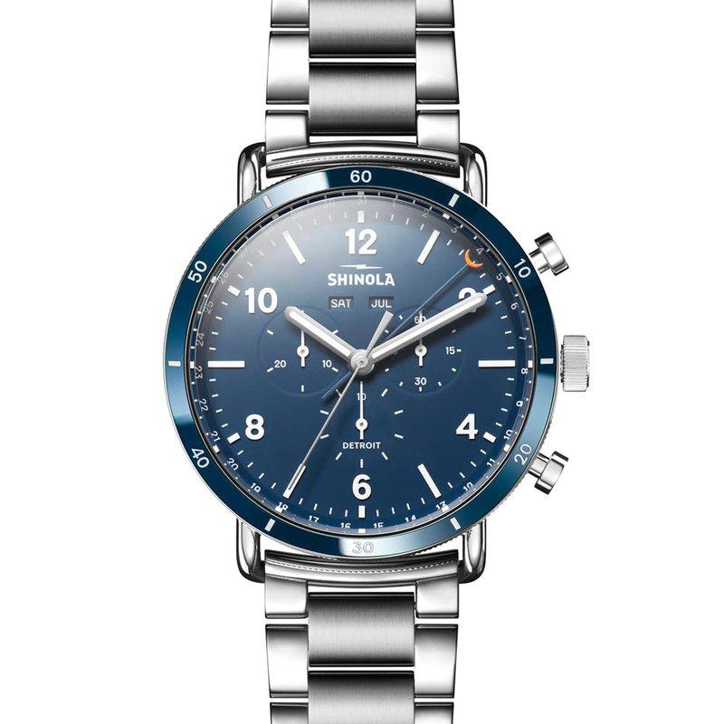Shinola-Detroit Quartz Canfield Sport 45mm Watch