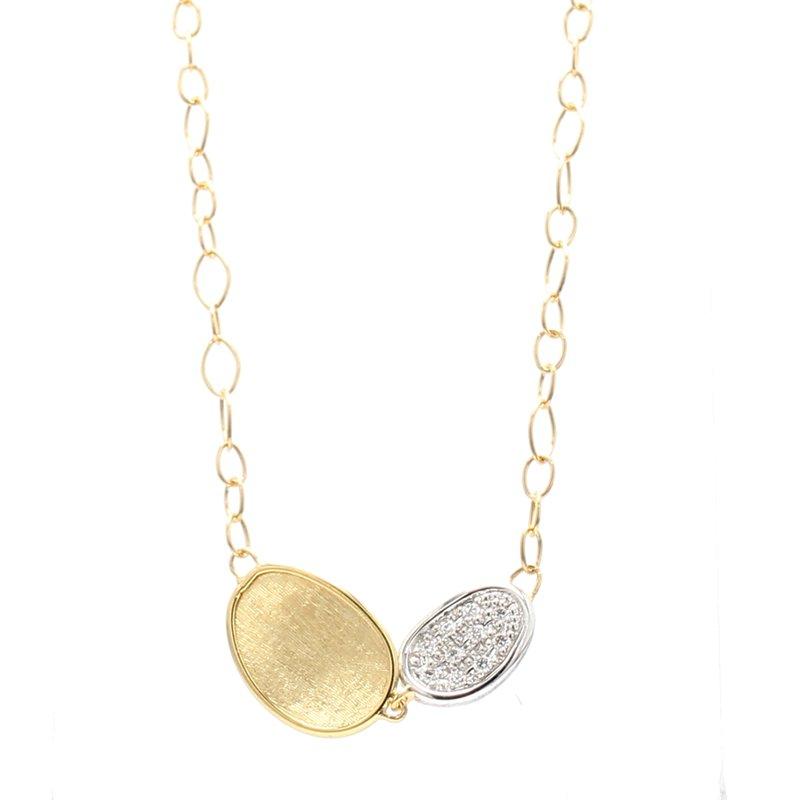 Marco Bicego Lunaria Diamond Necklace