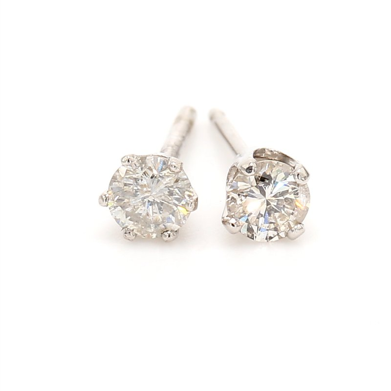 Estate Diamond Studs