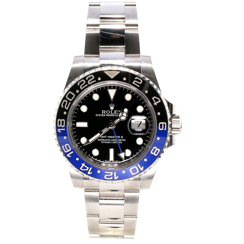 Pre-Owned Watches Rolex GMT-Master II 40mm