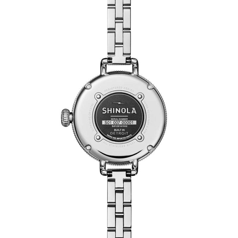 Shinola-Detroit Quartz Birdy 34mm