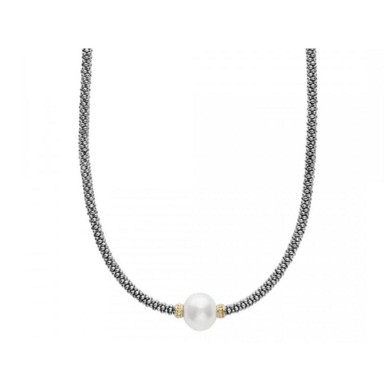 Lagos Freshwater Pearl Pendant