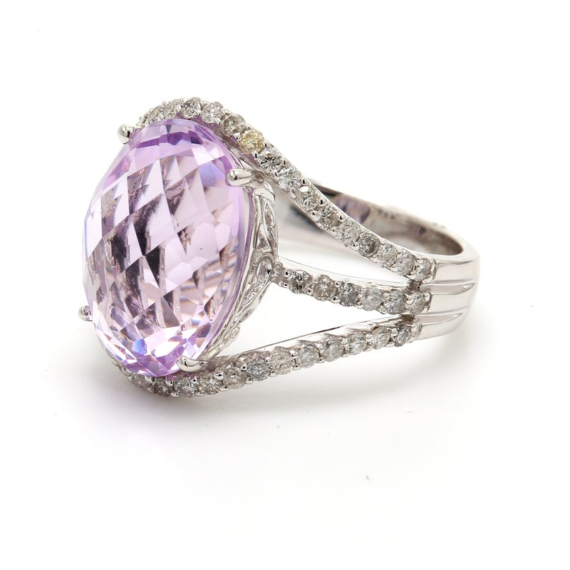 Color by Spicer Greene Amethyst Multi-Row Ring