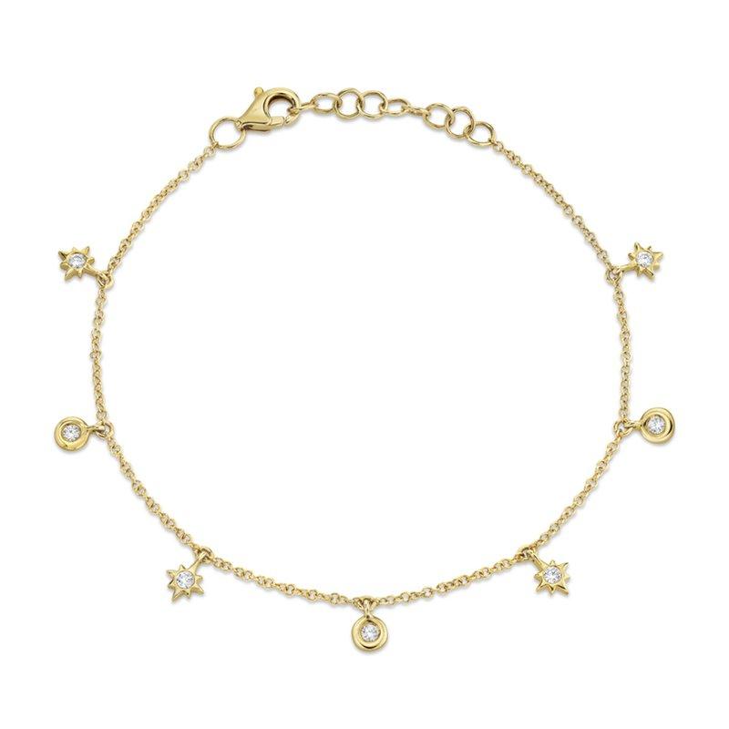 Spicer Greene Diamond Star Bracelet