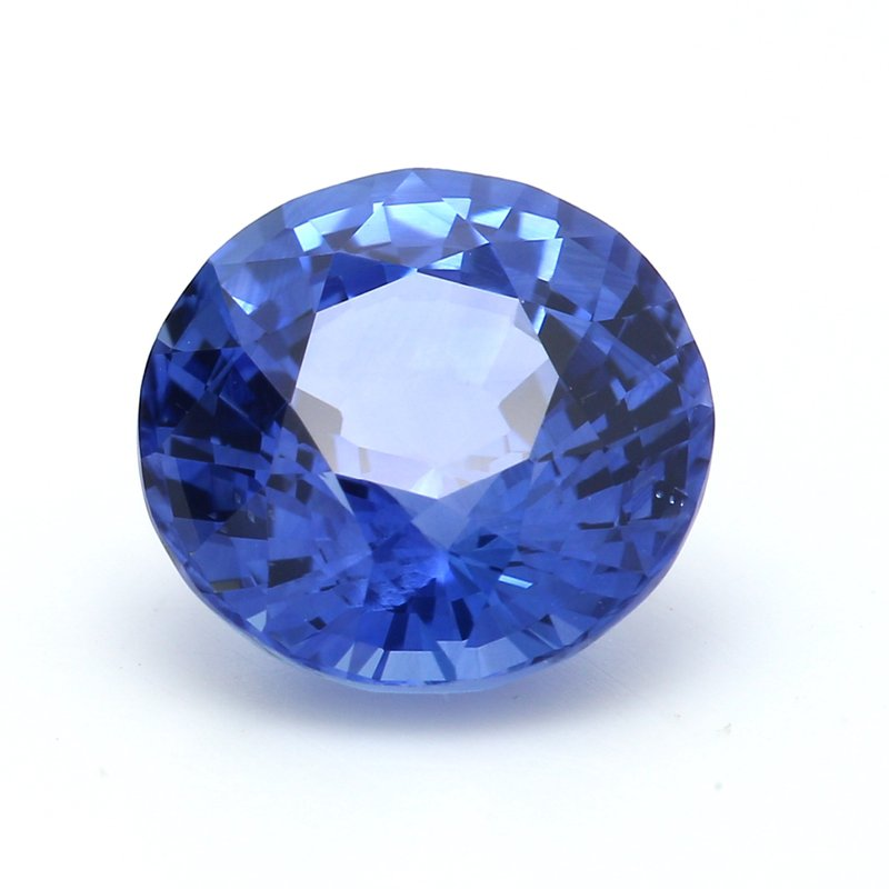 Color by Spicer Greene Loose 2.69ct Sapphire