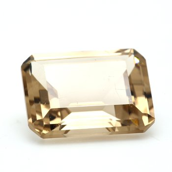 One Emerald Cut Loose 16.71ct