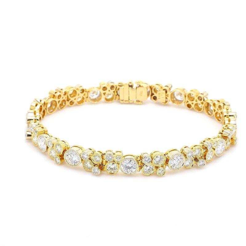 Spicer Greene Diamond Multi-Row Bracelet