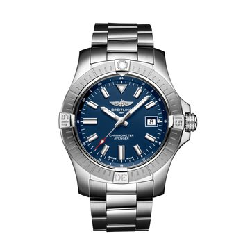 Automatic Avenger Blue Dial 43mm