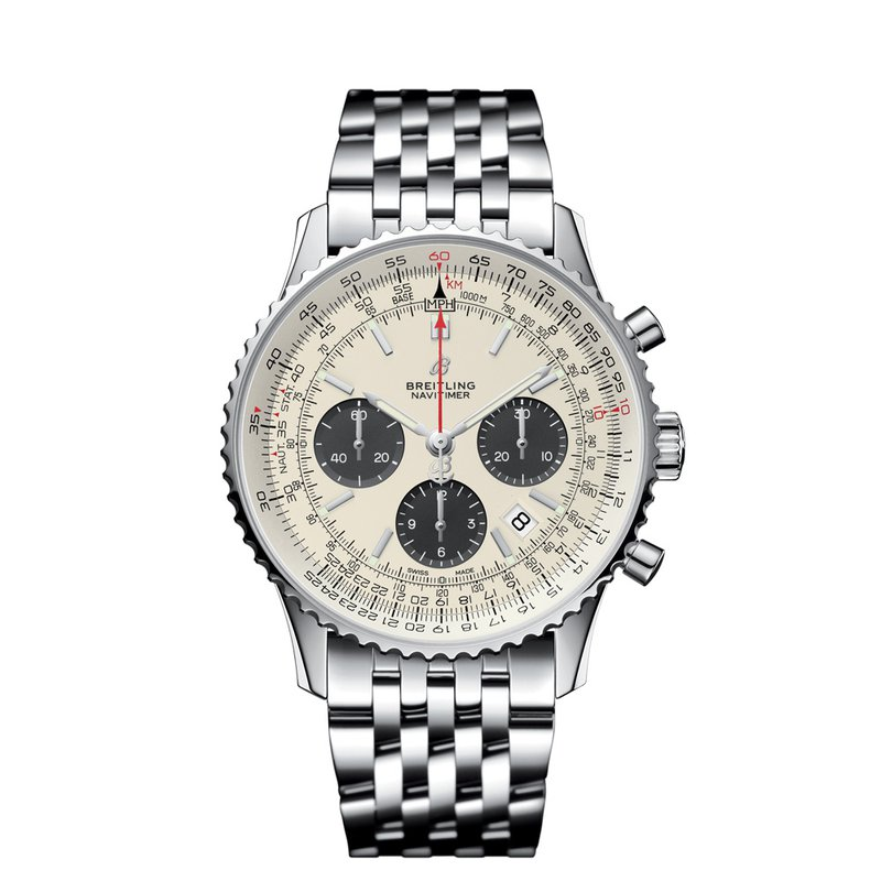 Breitling 43mm Automatic Watch