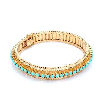 Turquoise Tennis Bracelet