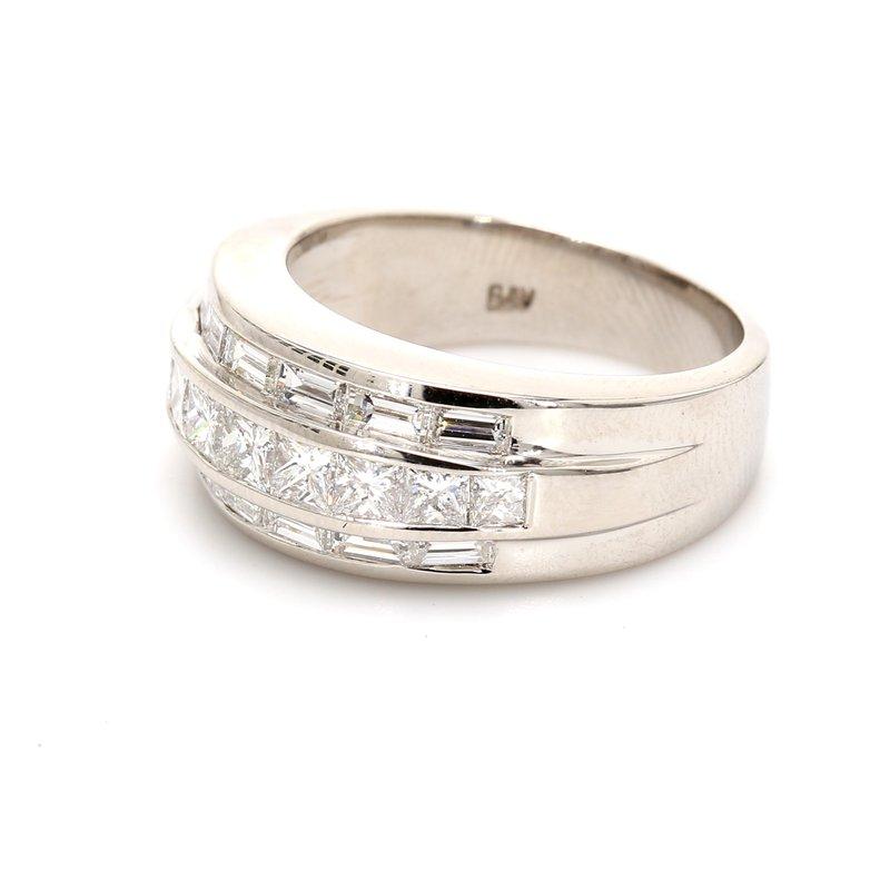 Spicer Greene Diamond Stackable Ring