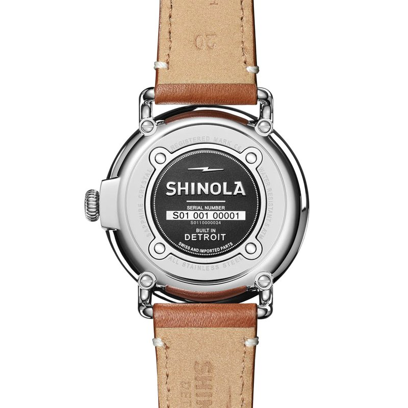 Shinola-Detroit Runwell 41mm