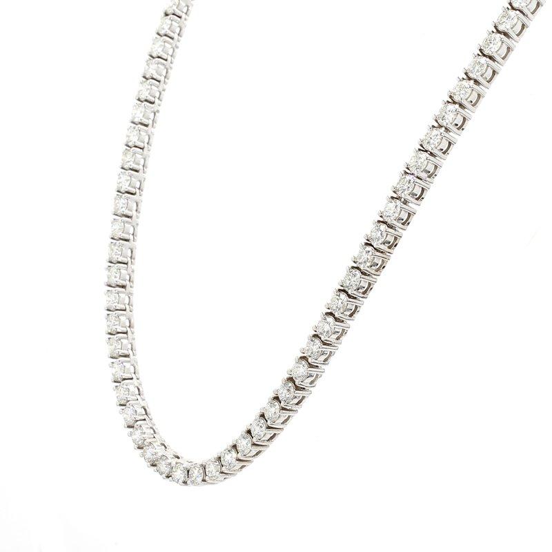 Everyday Diamonds Diamond Tennis Necklace