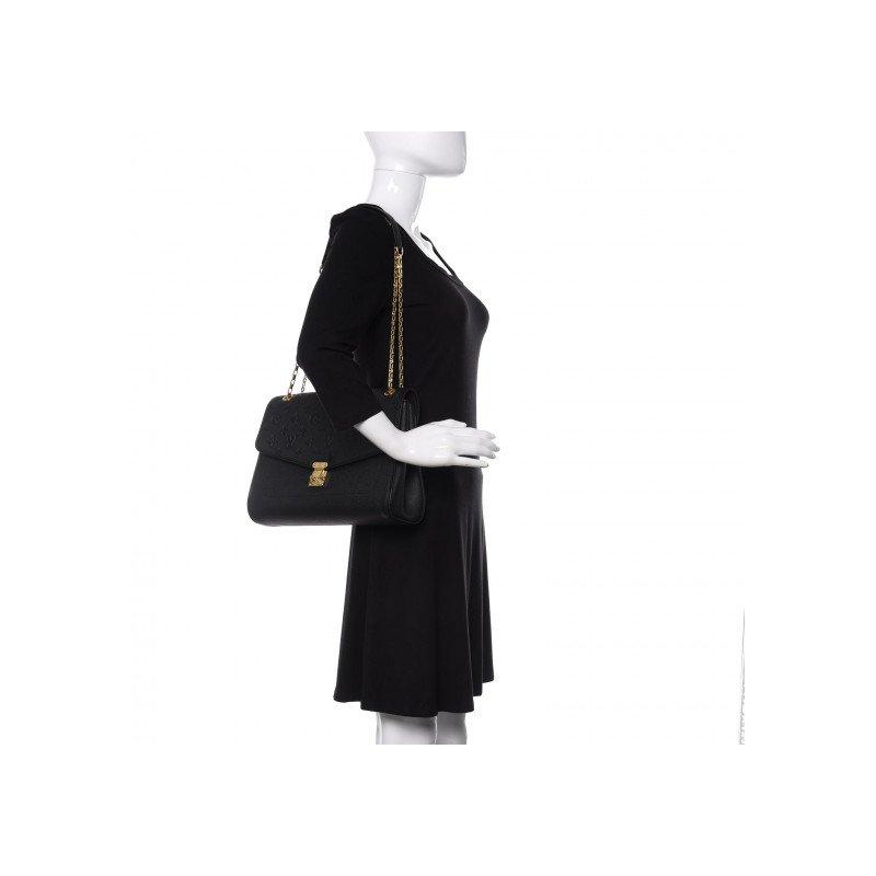 Pre-Owned Luxury Handbags Louis Vuitton Empreinte Saint Germain MM