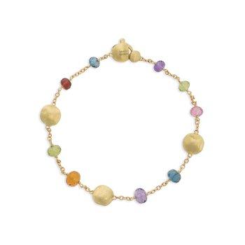 Africa Gemstone Bracelet