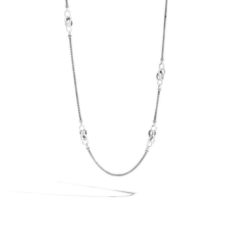 Asli Silver Chain Necklace