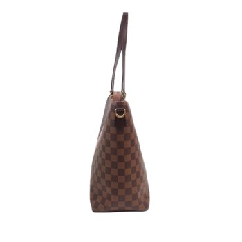 Louis Vuitton Damier Ebene Jersey Tote Bag