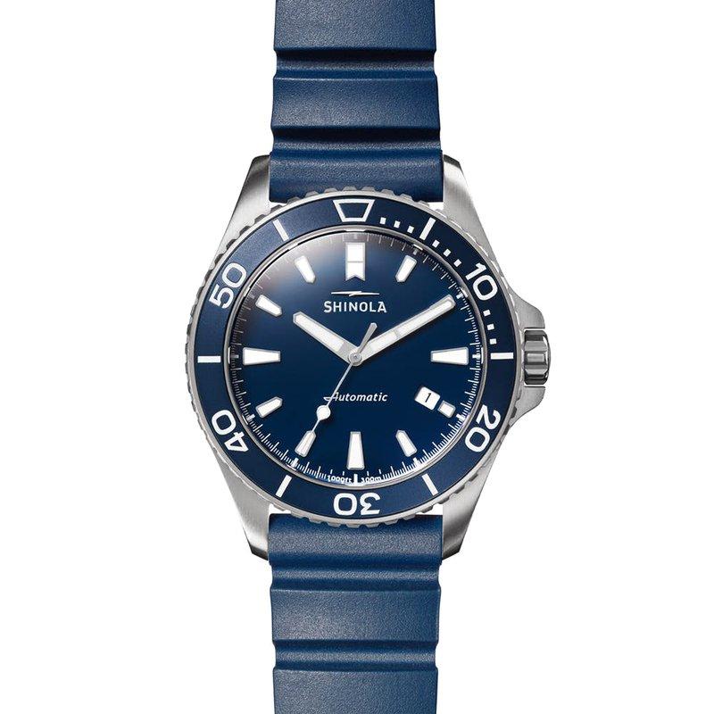 Shinola-Detroit Automatic Lake Michigan 43mm Watch