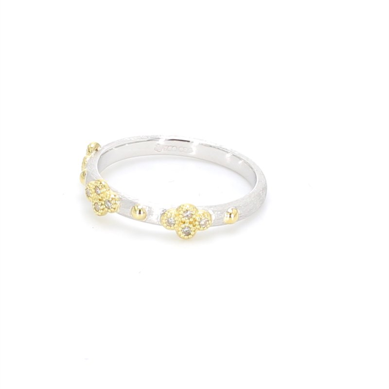 Jude Frances Stackable Ring