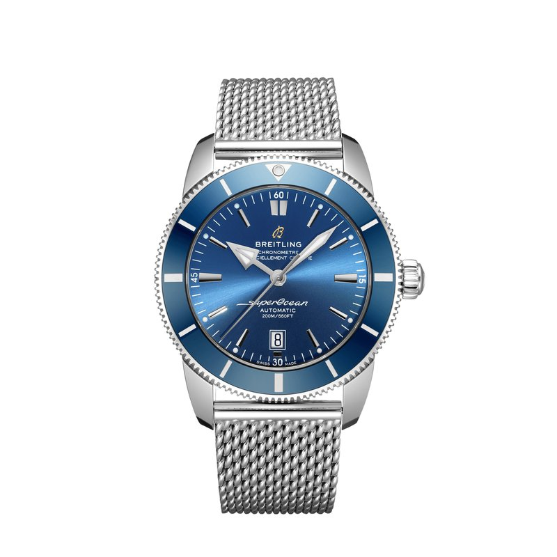 Breitling Automatic SuperOcean Heritage 46mm Watch