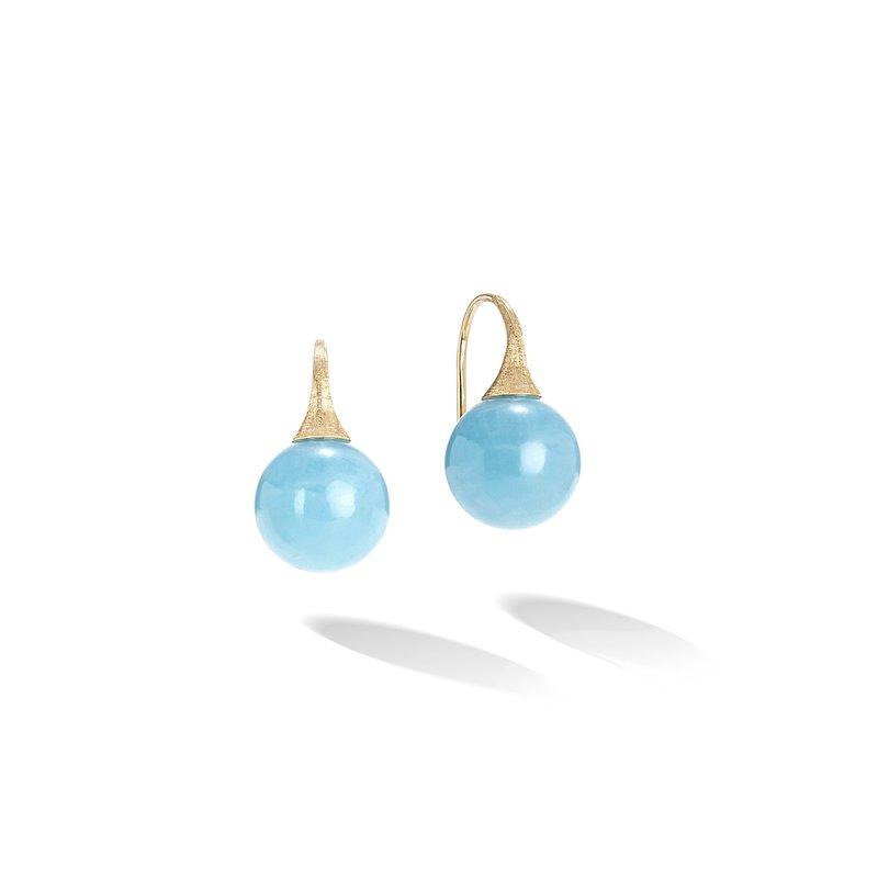 Marco Bicego Africa Aquamarine Earrings