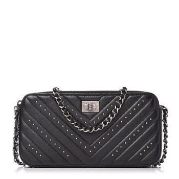 Chanel Sheepskin Quilted