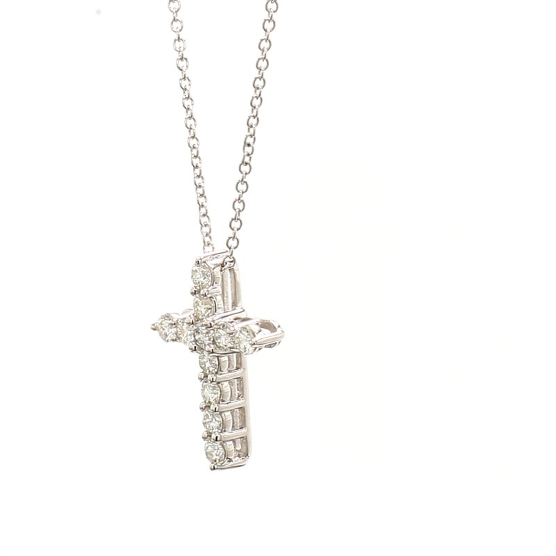 Everyday Diamonds Diamond Cross Pendant