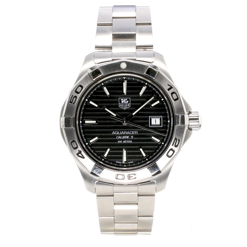 Pre-Owned Watches Tag Heuer Aqua Race 42mm