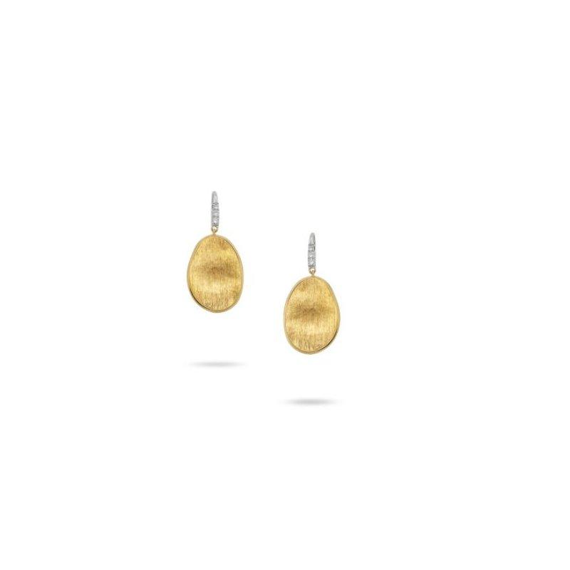 Marco Bicego Diamond Lunaria Earrings