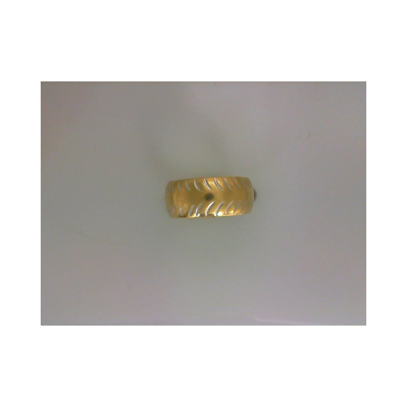 CrownRing 6mm 14 Karat Gold Wedding Band