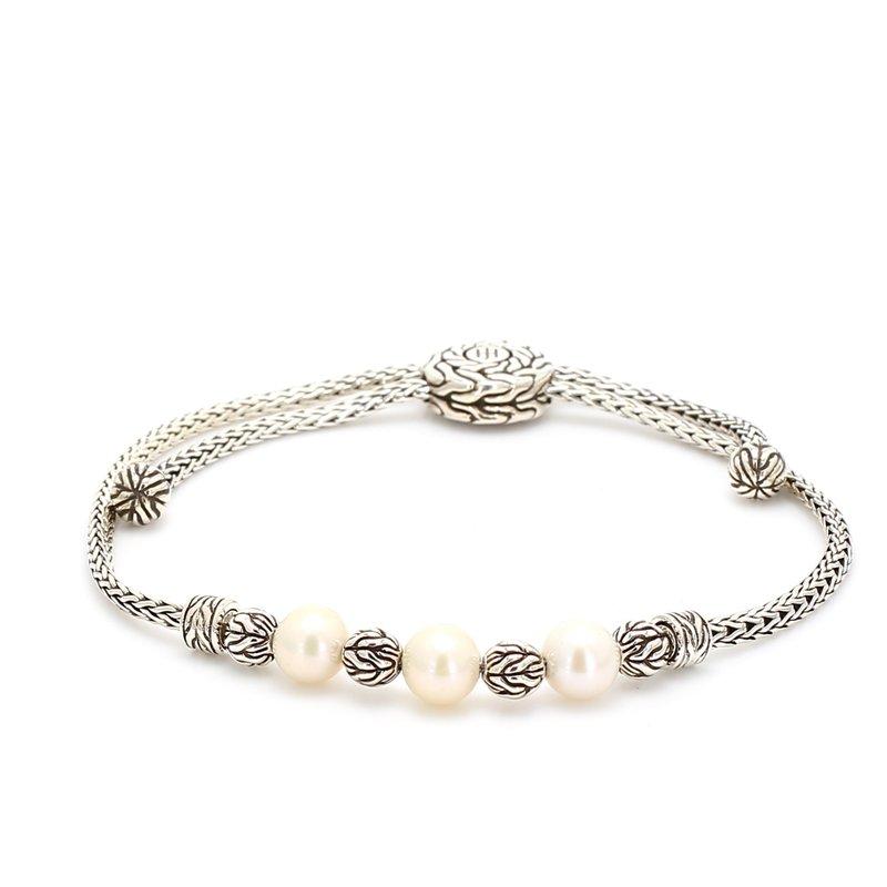 John Hardy Freshwater Pearl Bracelet