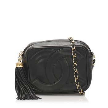 Chanel Lambskin Leather Crossbody