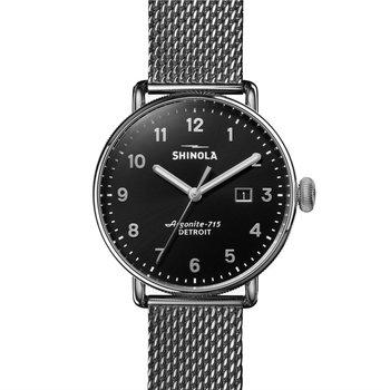 43mm Quartz Canfield Watch