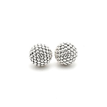 Caviar Stud Earrings