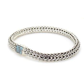 Topaz Chain Bracelet