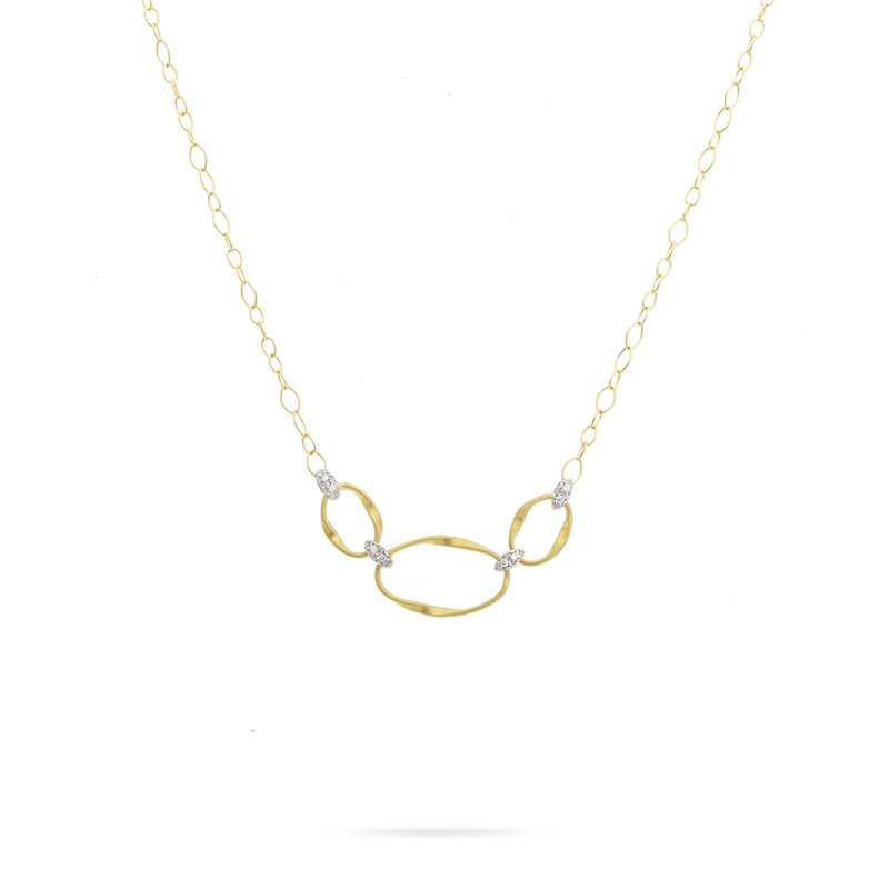 Marco Bicego Marrkech Onde Diamond Necklace