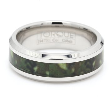 Camo Wedding Band