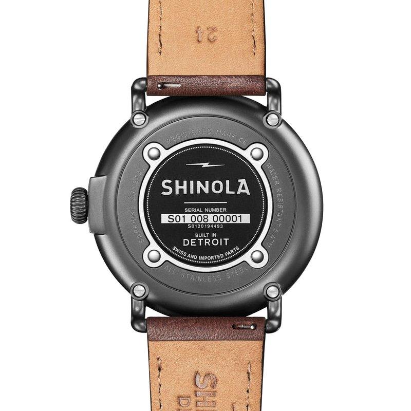 Shinola-Detroit Runwell Sub 47mm