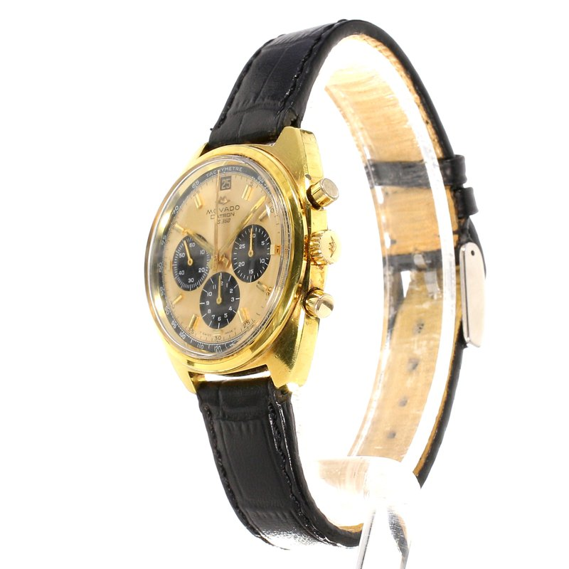 Pre-Owned Watches Movado Daytron 35mm
