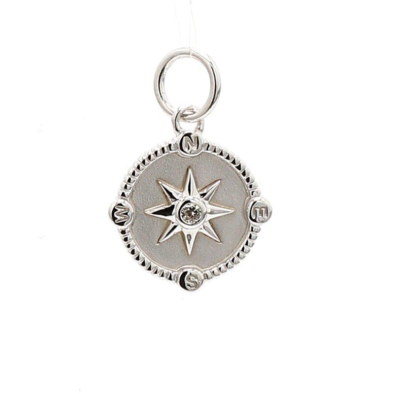 Monica Rich Kosann Compass Charm