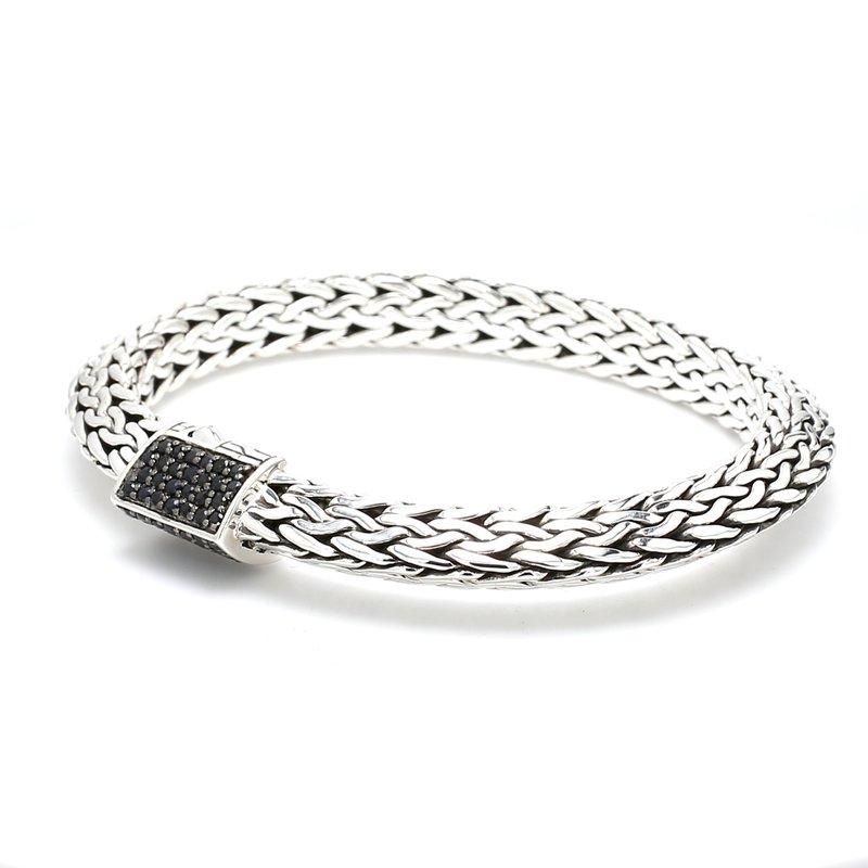 John Hardy Silver Tiga Bracelet