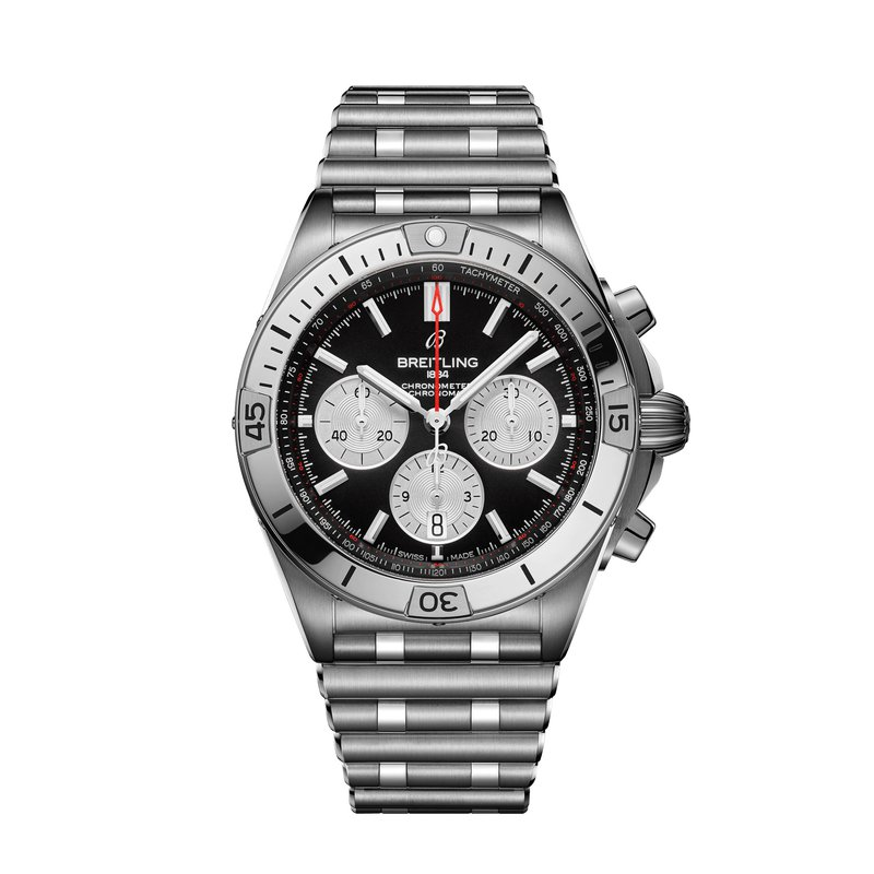 Breitling Automatic Chronomat B01 Black Dial 42mm