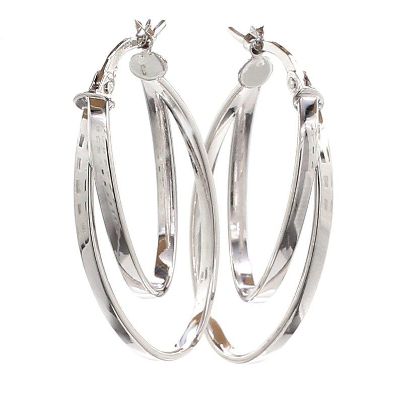 Spicer Greene Double Hoop Earrings
