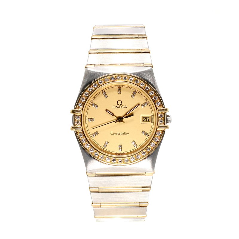 Pre-Owned Watches Omega Constellation 33mm